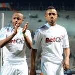 Marseille coach Deschamps praises Ayew brothers
