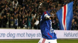 Boakye scores his maiden goal in Norway to rescue Valerenga