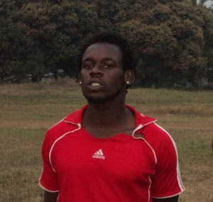 Berekum Chelsea striker Clottey eyeing league's golden boot