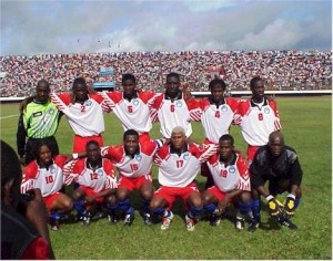 Ghana U20 opponents Gambia name seven foreign-based players for African tourney