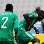 Lucky goal hands Nigeria victory over Ghana at Africa U20