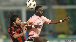 Highly-rated youngster Acquah extends Palermo stay