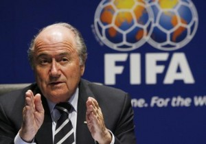 Fifa president Blatter hails Ghana FA boss Nyantakyi over WAFU post