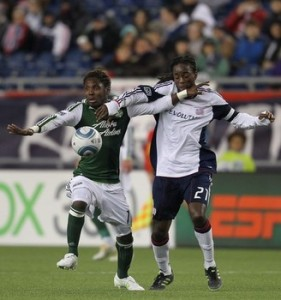 Ghanaian midfielder Alhassan hailed for American side's progress