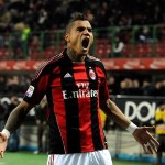 Kevin Prince Boateng delighted with form in AC Milan title chase