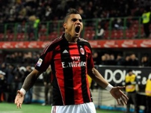 Kevin-Prince Boateng is confident his club AC Milan will win the Italian league title if they maintain their impressive form.