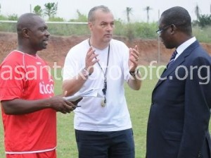 Kotoko to sack 15 players at the end of season