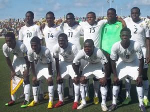 RESULT: Ghana 1-2 Nigeria
