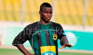 Striker Ahmed Toure powers Kotoko to second place