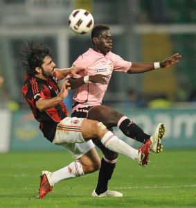 Palermo explains Afriyie Acquah substitution in Coppa Italia win