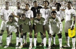 Ghana lose to Togo on penalties at Wafu Nations Cup