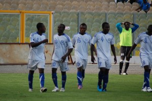 Champagne on ice for Berekum Chelsea; Hearts win