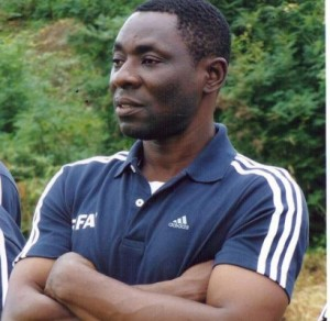 David Duncan to clear image at Wafu Nations Cup