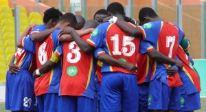 Hearts of Oak seek FC Barcelona partnership