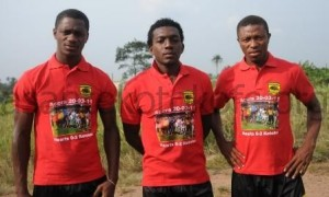 Ivorian trio pass Asante Kotoko medical