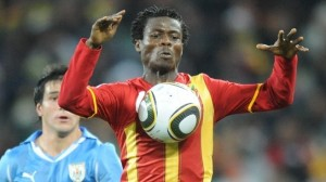 Anthony Annan to join Black Stars today in Korea