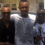 Ayew brothers chartered flight to watch dad's team advance in MTN FA Cup