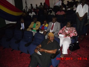 Pictures: Hearts of Oak's centenary launch