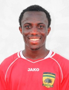 Former Kotoko winger Francis Coffie signs for Medeama