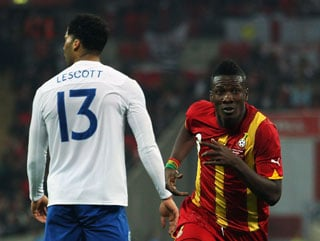 Ghana set to play England in another friendly