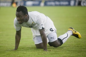 Ghana drop key players for South Korea friendly