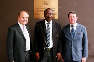 EPL delegation meets Ghana League stakeholders