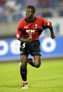 Asian duo chase ex-Ghana youth defender Patrick Villars