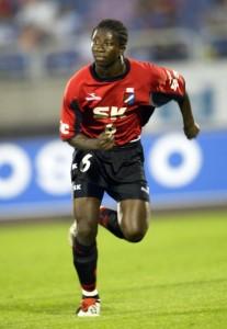 Asian duo chase ex-Ghana youth defender Patrick Villars