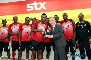 Construction firm STX counts benefits of Ghana-South Korea friendly