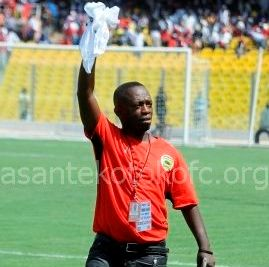 Kotoko assistant coach to take charge at Tanzania tourney