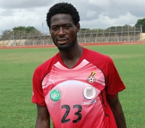 Midfielder Sampson Cudjoe agrees personal terms with Medeama