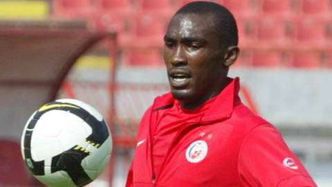 Serbian giants report Ghanaian defender Addy to Fifa