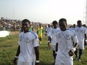 Berekum Chelsea through to FA Cup semis