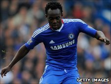 Essien's agent rubbishes Chelsea exit claims