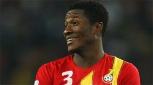 Asamoah Gyan to lead Ghana attack for South Korea friendly