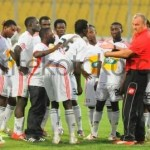 Asante Kotoko win Ghana Premier League play-off to finish second