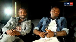 John Mensah and Muntari to interact with fans in Ghana