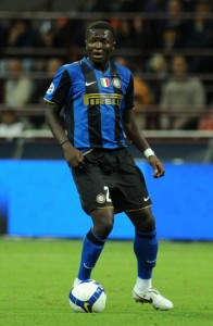 Ghana midfielder Sulley Muntari rejects Galatasaray move