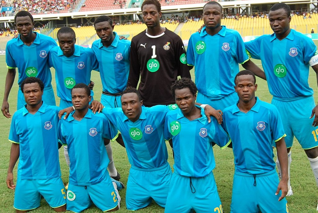 All Stars beat Medeama to book MTN FA Cup semi-final berth