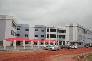 Pictures: Vice Prez Mahama tours Desailly's Lizzy Sports Complex