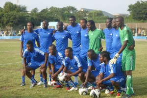 Liberty Professionals beat Adebayor XI in charity game