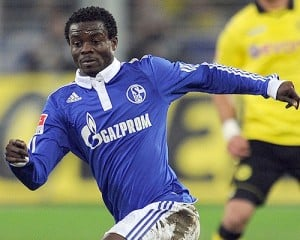Anthony Annan rejects offers to sign him from Schalke
