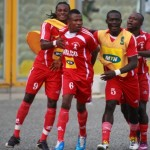 Kotoko fined and banned for President's Cup medal boycott