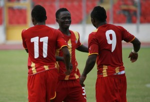 Ghana draw holders Cameroon at All Africa Games