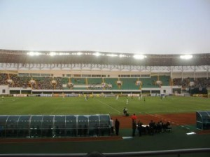 Feature: Tamale Stadium starved-off national team action