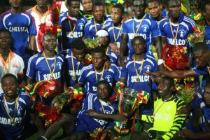 Berekum Chelsea's coronation set for Sunday