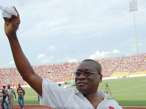 GHALCA tilting towards lifting ban on Kotoko