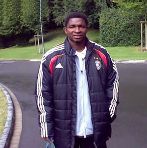 Konadu oversees first training session as new assistant coach of Kotoko