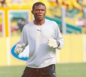 Goalkeeper Fatau Dawuda signs AshGold extension