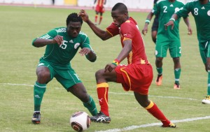 Ghana defeat arch-rivals Nigeria to qualify for All Africa games